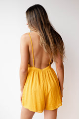 [shop name], mustard seed romper