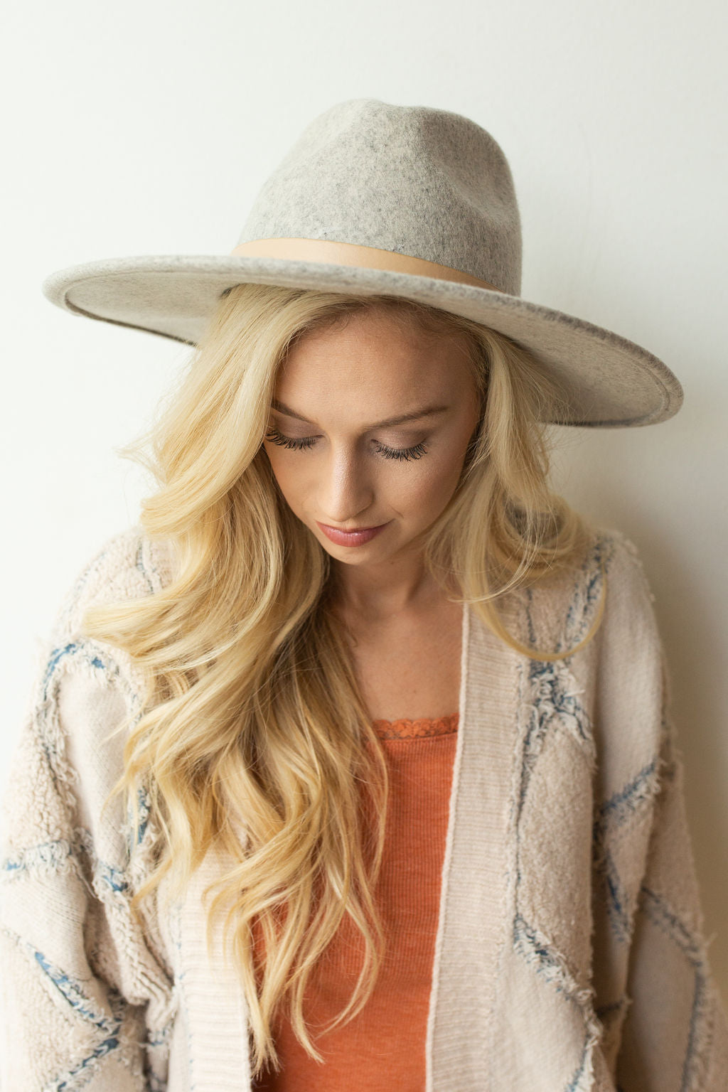 mode, radiate kindness hat