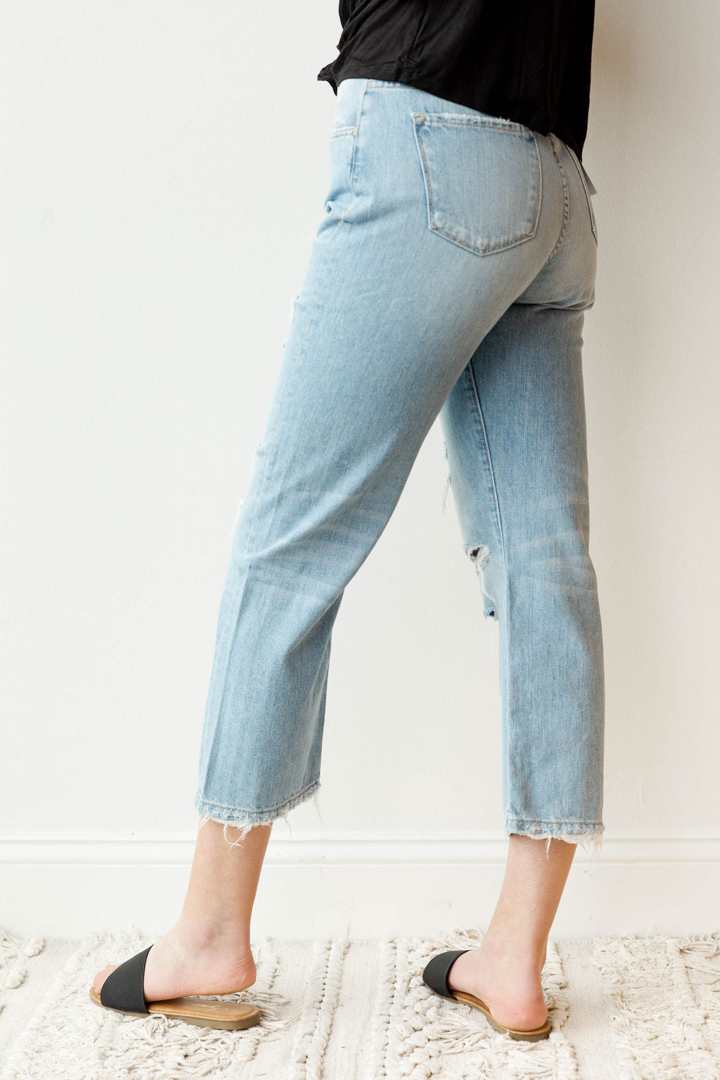 mode, but, I do crop straight jeans