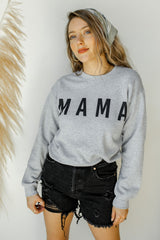 mode, mama sweatshirt