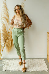 mode, slouchy jeans