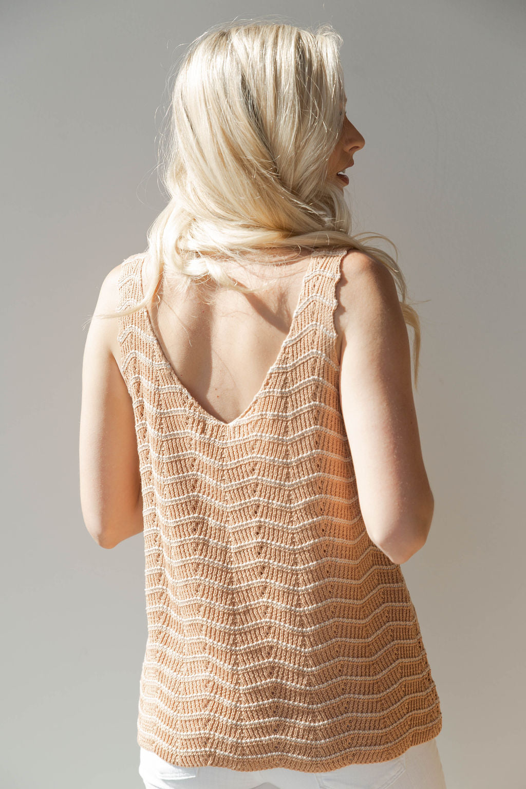 mode, daydreaming sweater tank