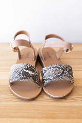 mode, picture perfect sandal