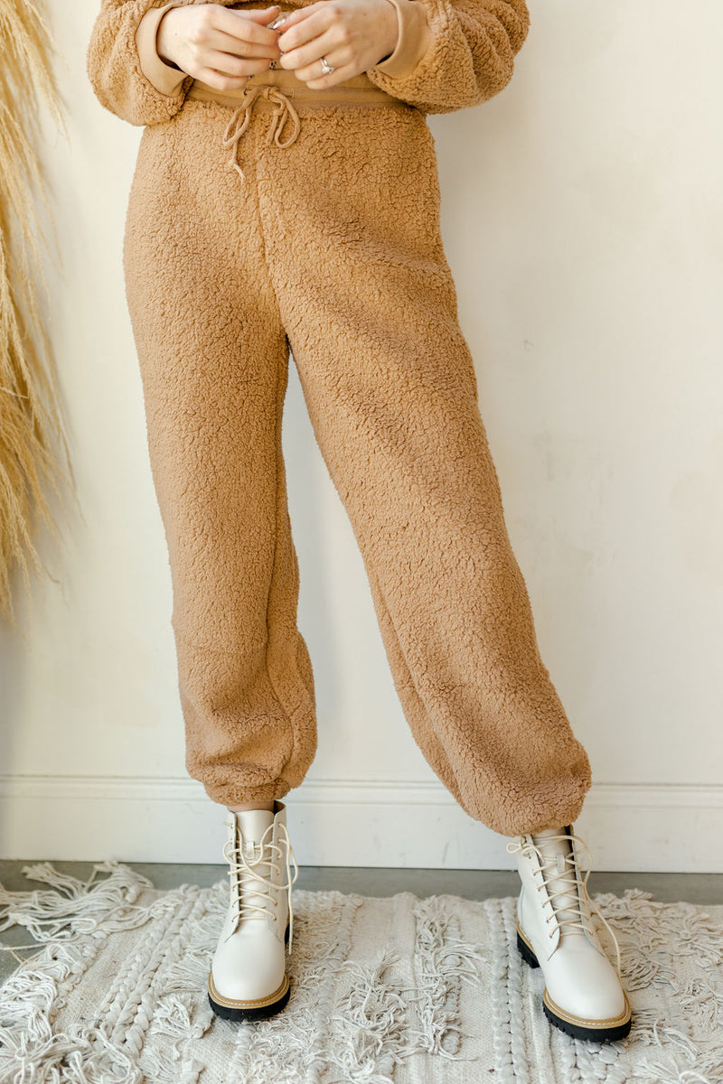 chic teddy set (pants)