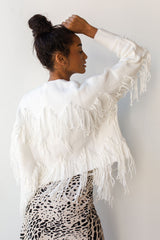 mode, trying to be fringe cardi