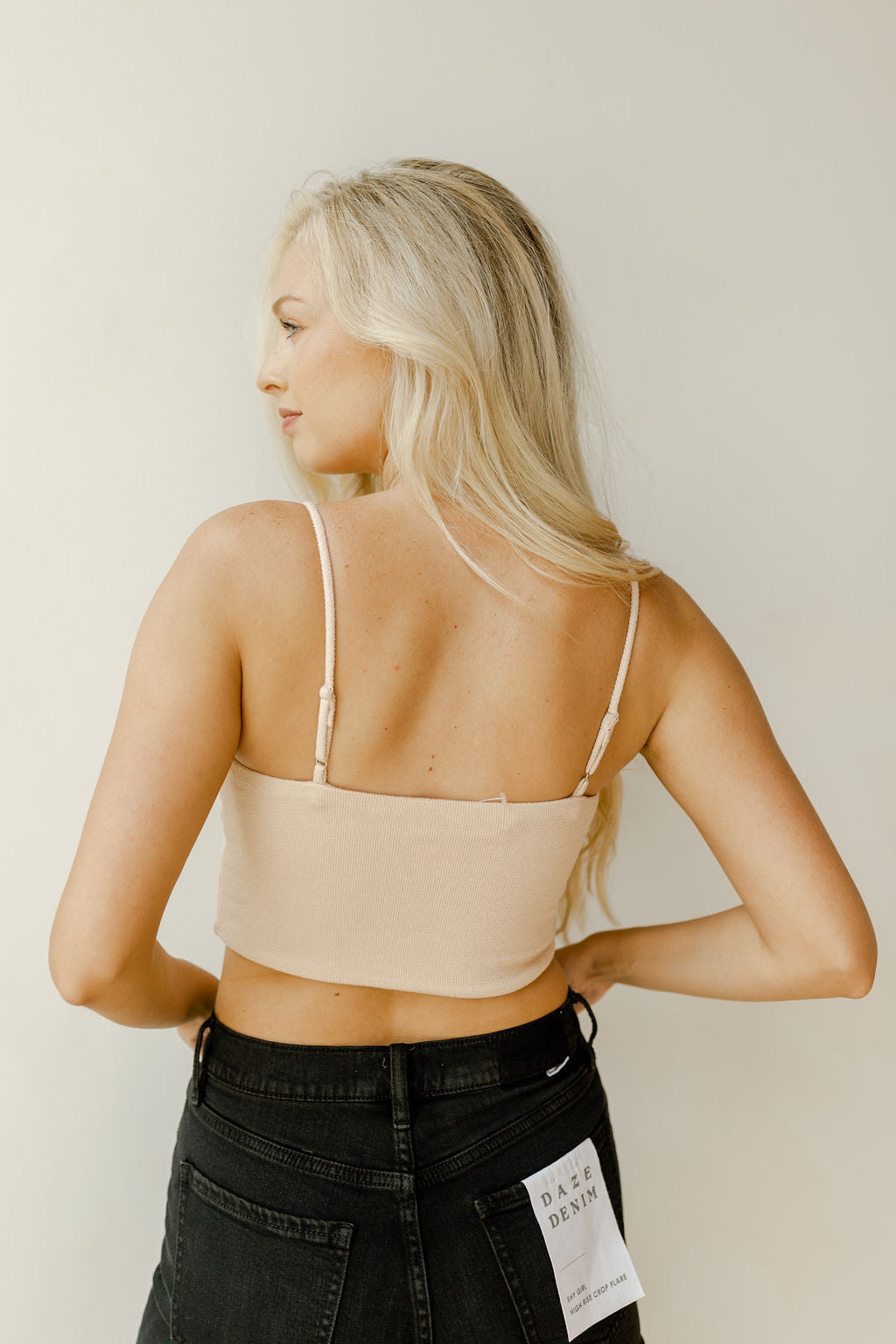 keepin' it Sundays bralette top