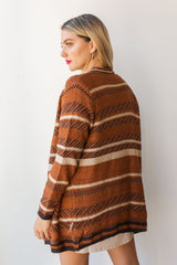 mode, weight's lifted open cardi