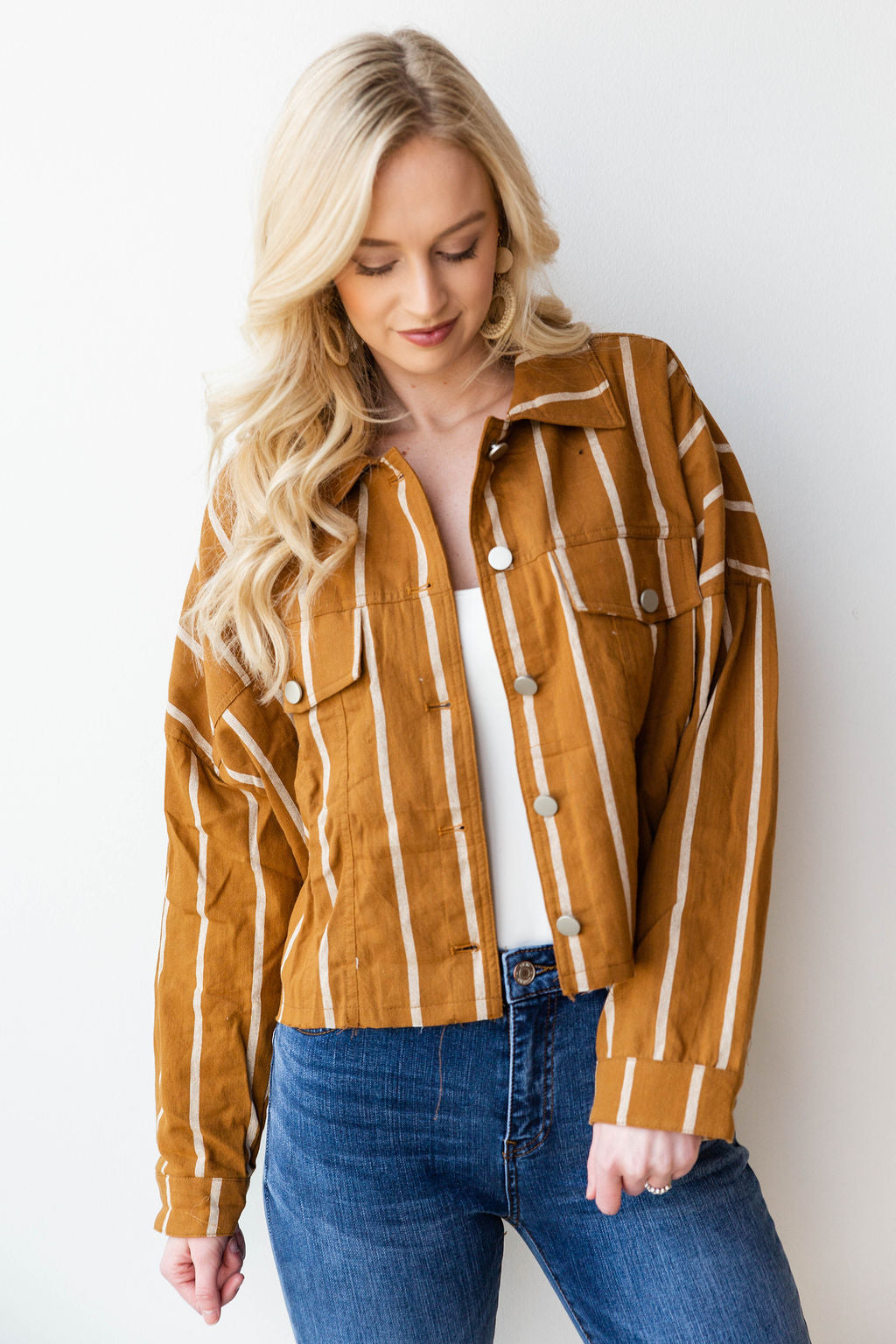 mode, toast oversized jacket