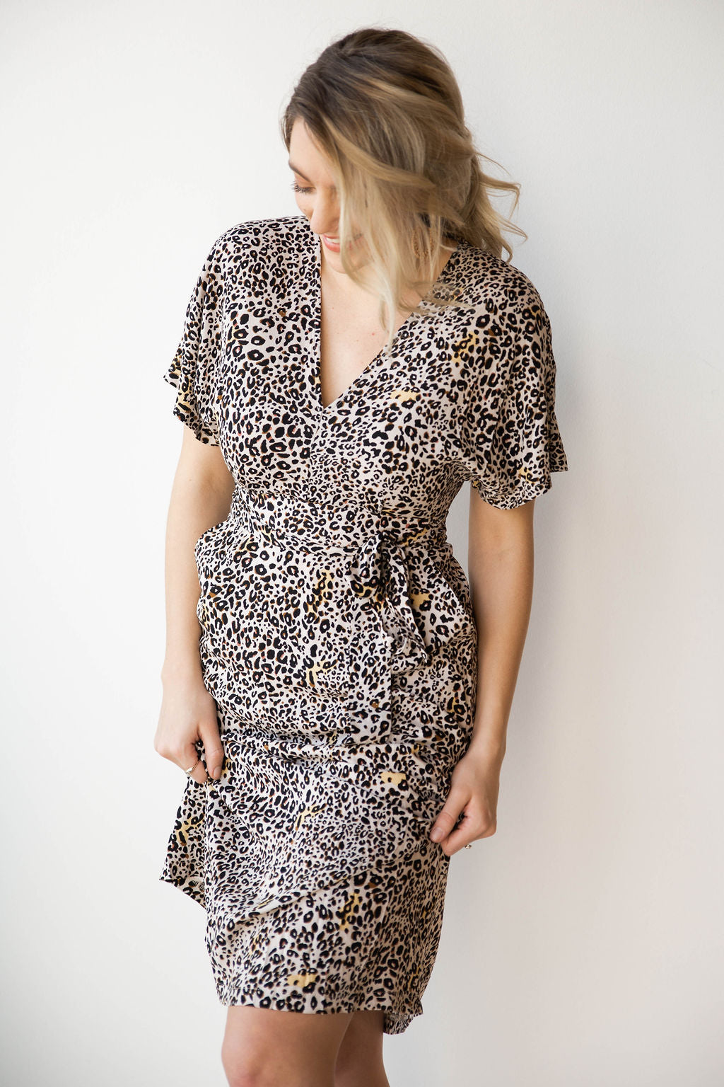 mode, into the wild dress