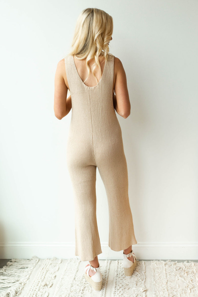 mode, get it together woven jumpsuit