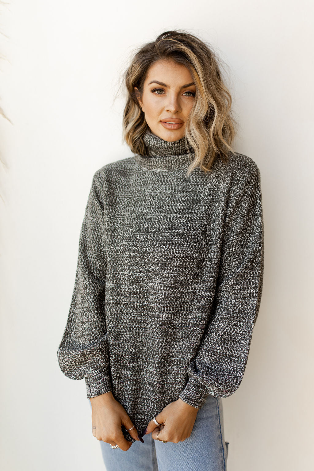 buried in coziness turtleneck
