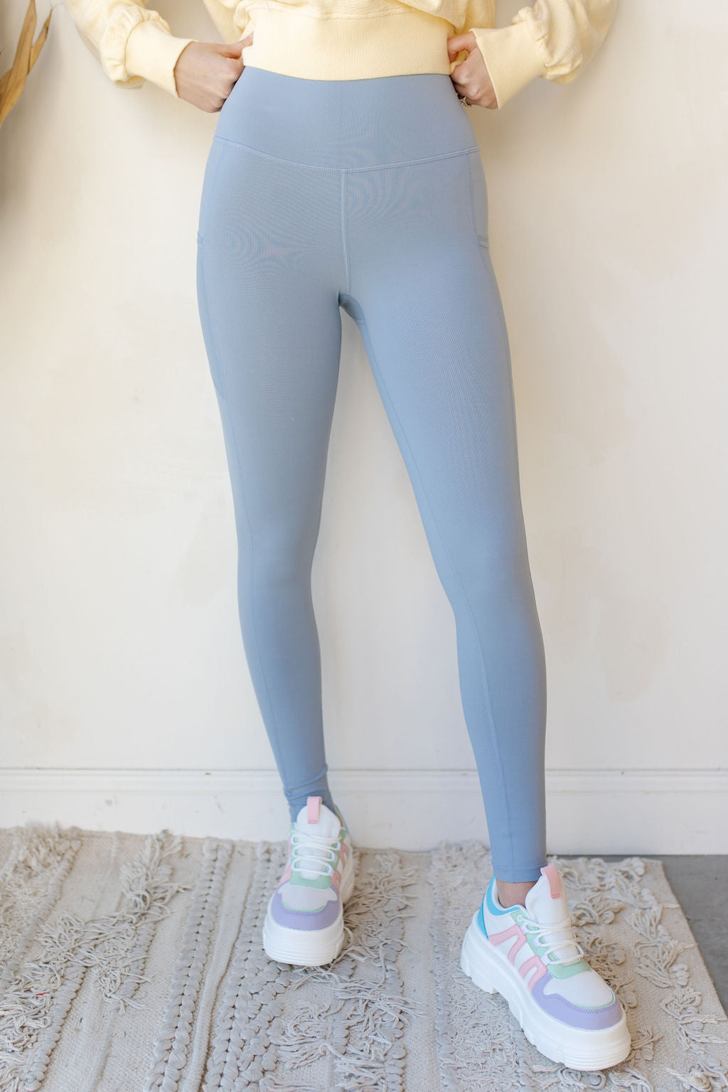 highwaist essential leggings