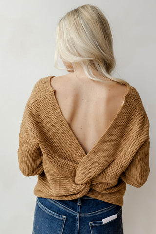 color play sweater