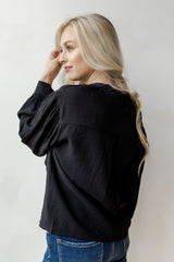 a new day pocket blouse