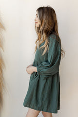 flowing with the seasons dress