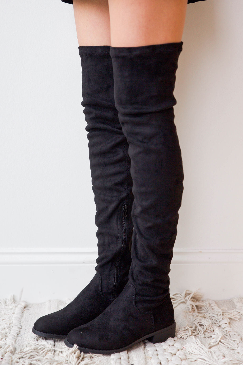 [shop name], hand up over the knee boot