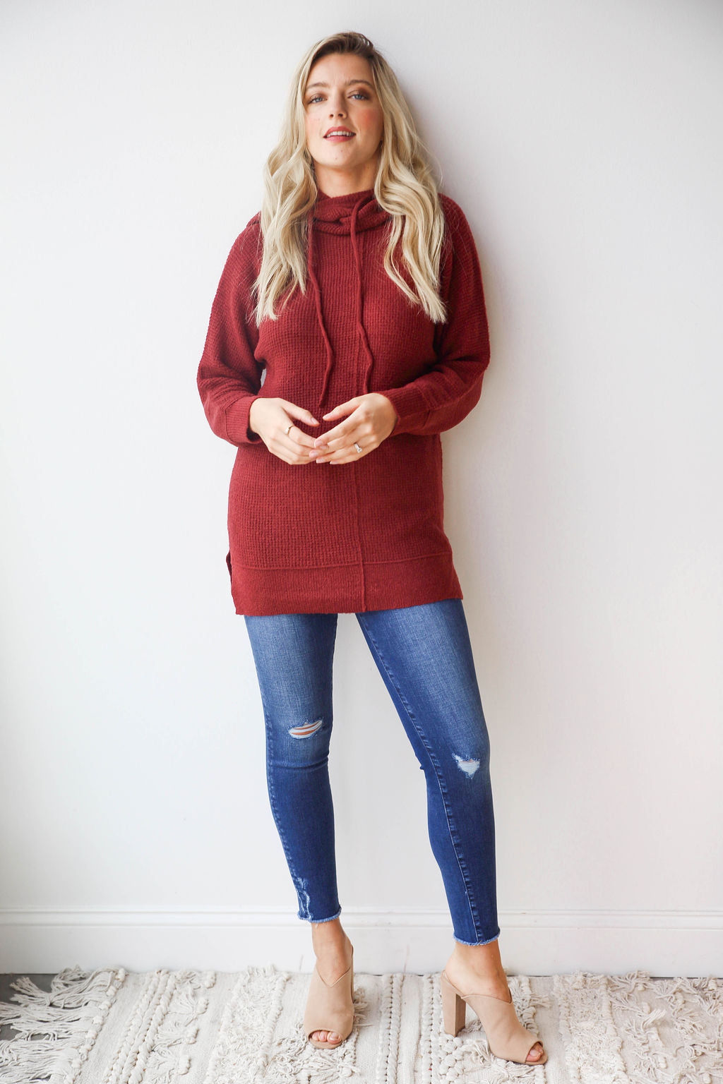 cirus cozy sweater