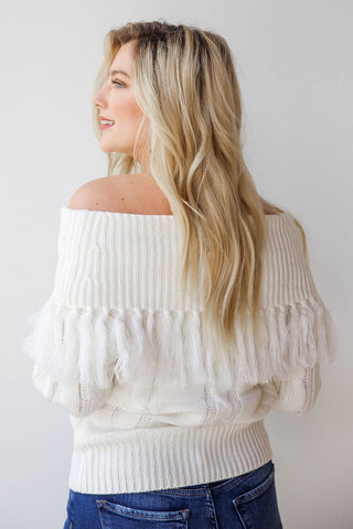 sunrise to sunset sweater
