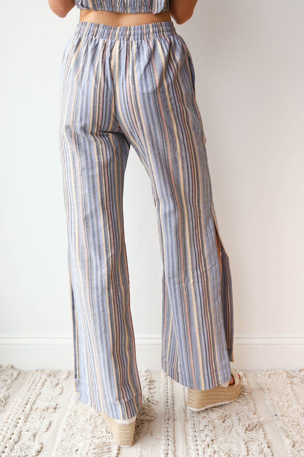[shop name], head in the clouds pants