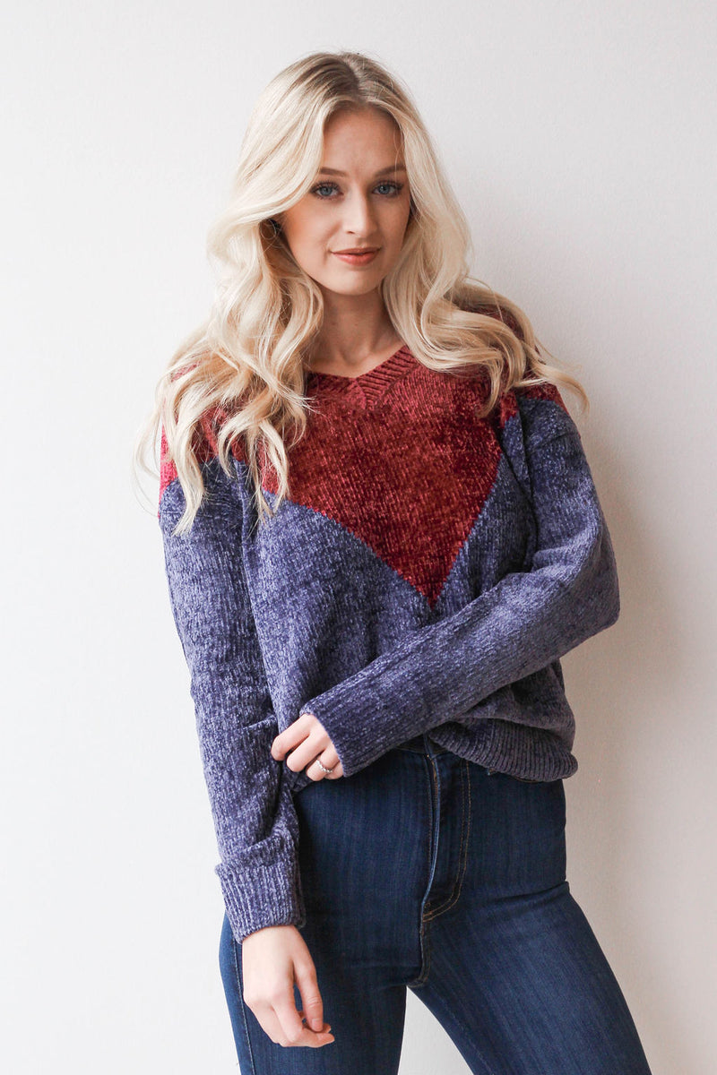 mode, gemstone sweater