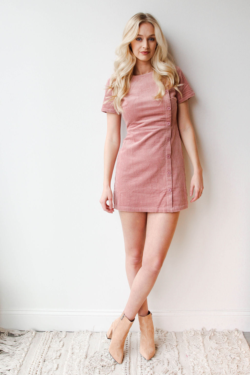mode, Ophelia mini dress