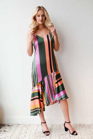 [shop name], Pandora ruffle dress