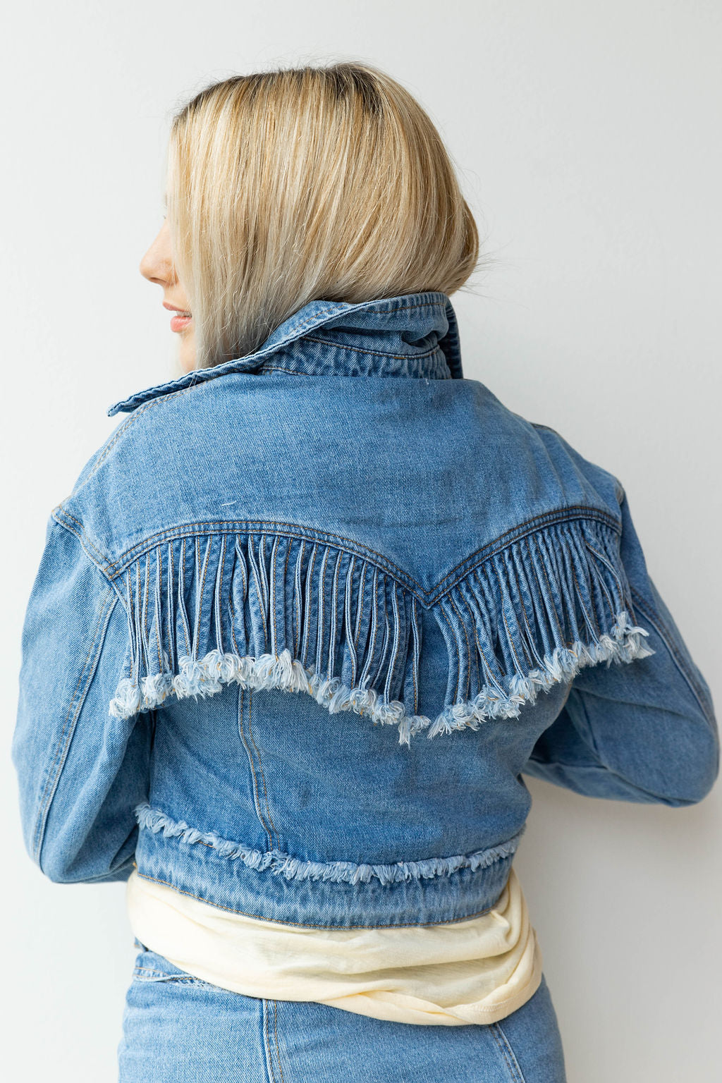 mode, freebird fringe jacket