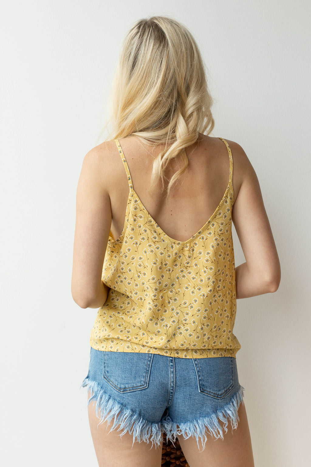 mode, in bloom floral tank