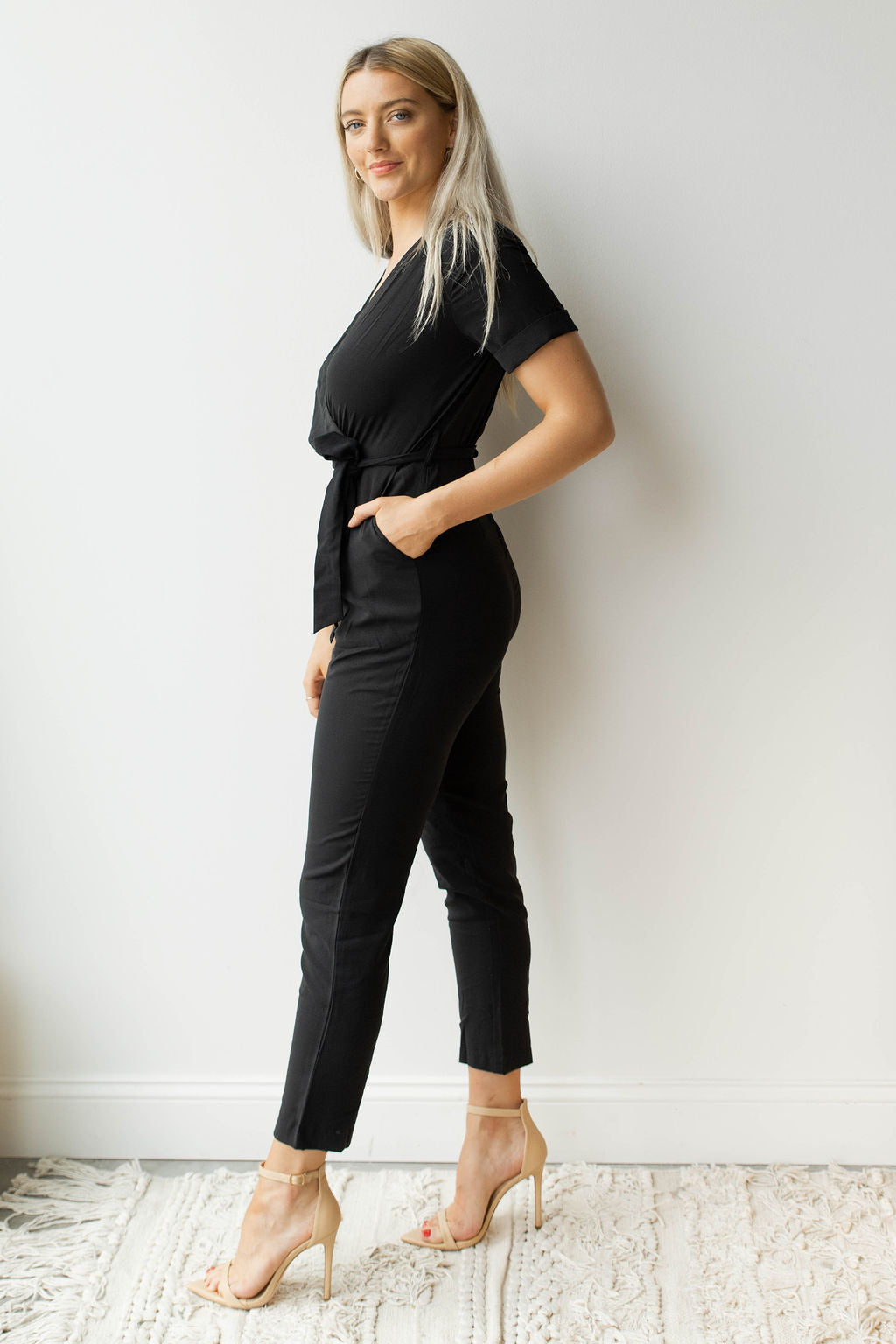 mode, lady in charge jumpsuit