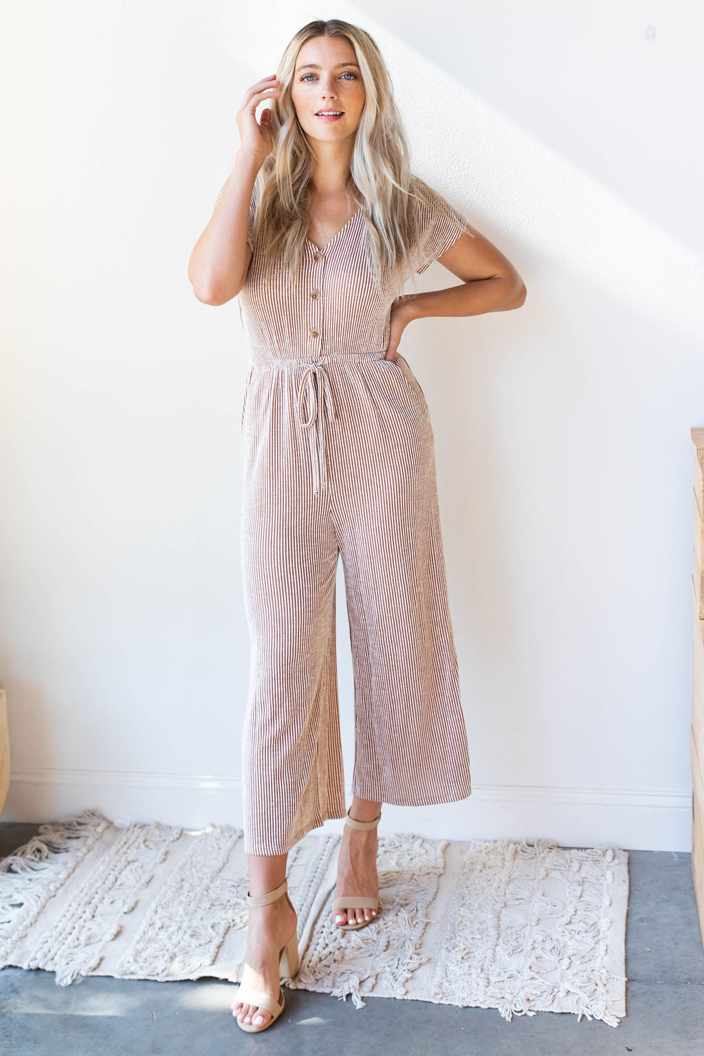 mode, the perfect pairing jumpsuit