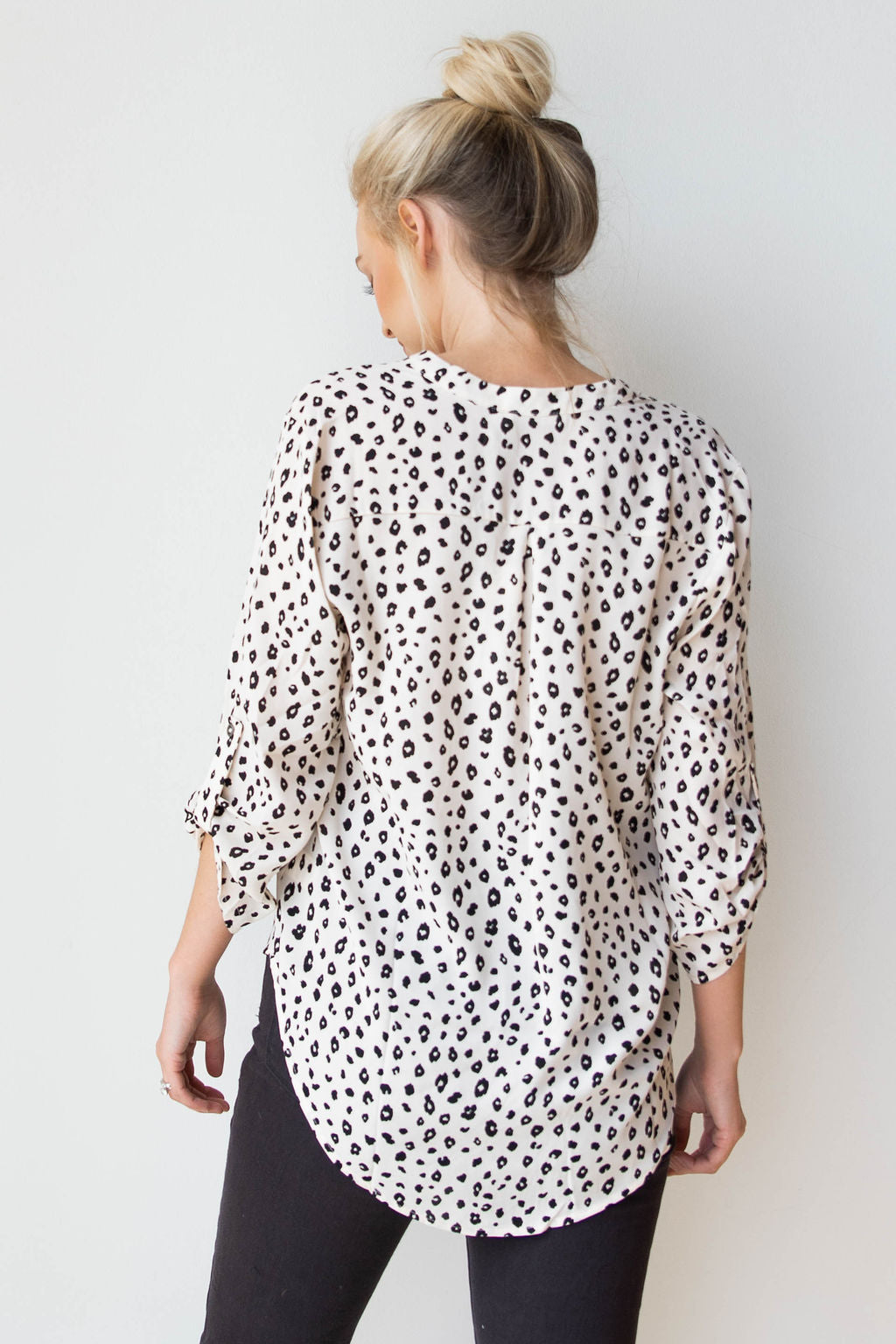mode, you make my heart sing blouse