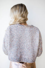sparks flying cropped sweater