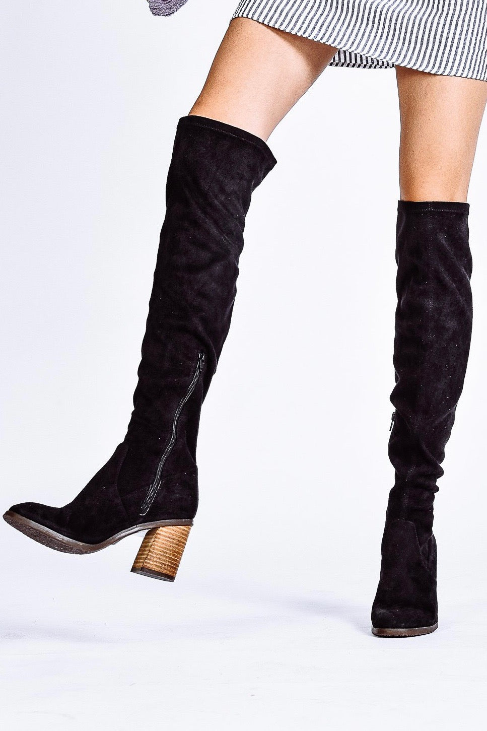 [shop name], Kacie over the knee boot