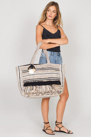 heat wave shoulder bag