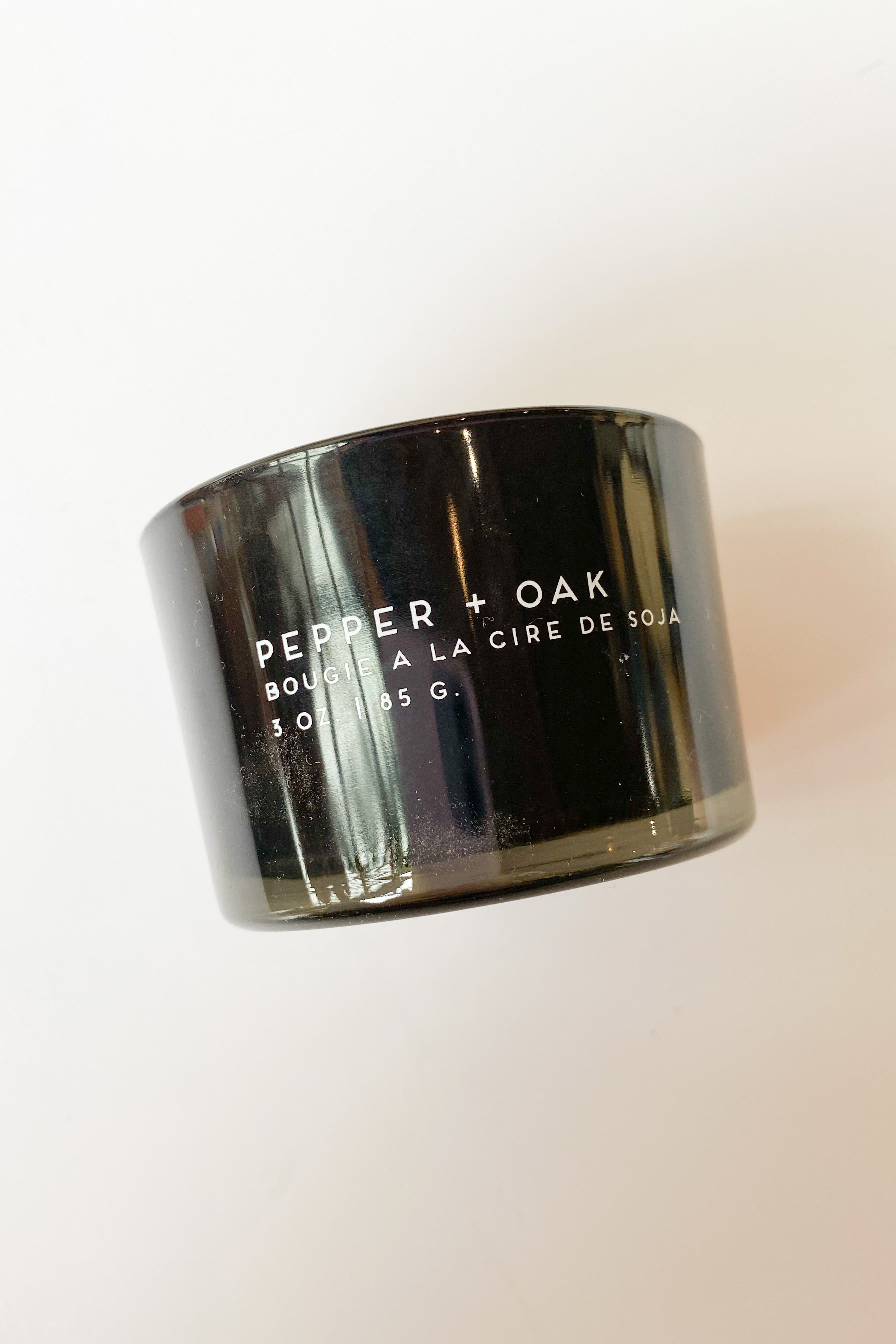 mode, statement candle (3 oz)