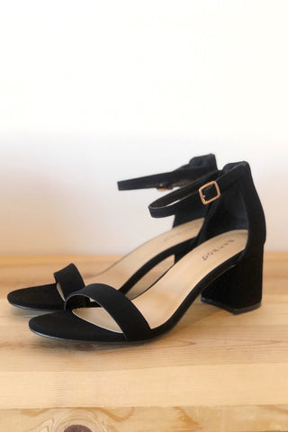 mode, Allie short block heel