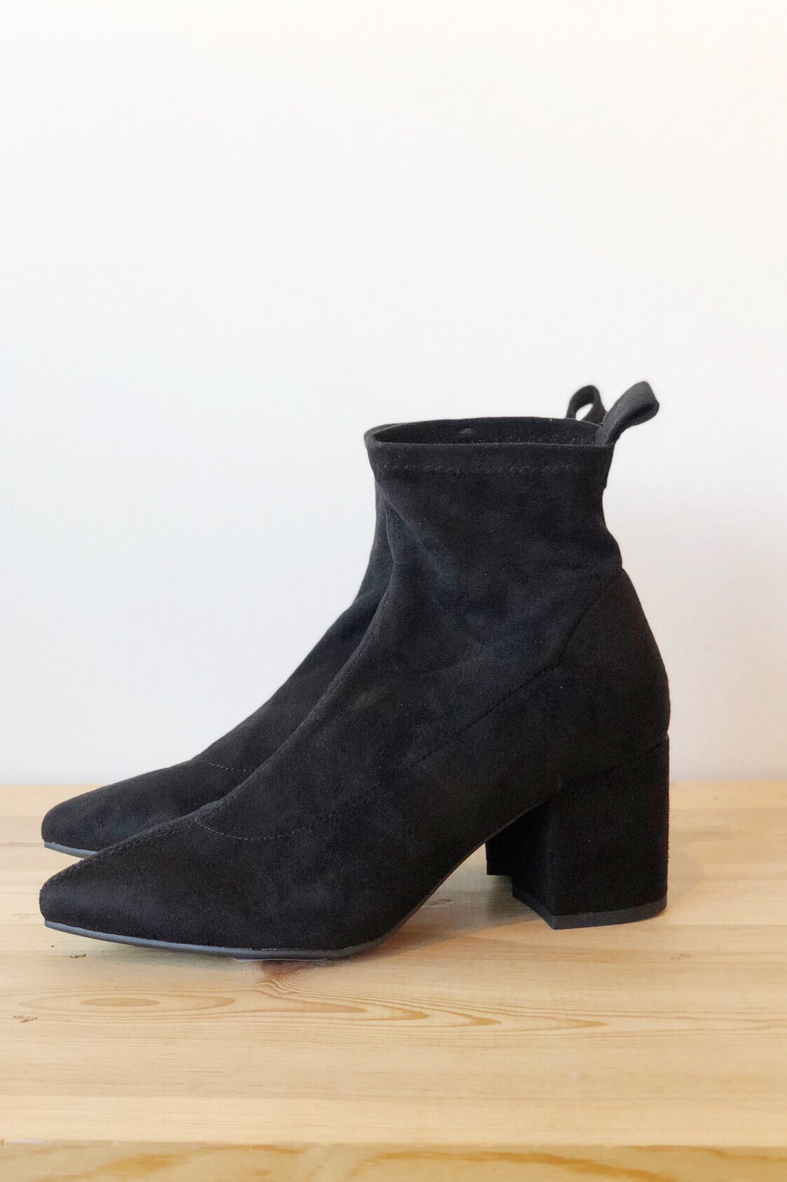 mode, Palmer sock bootie
