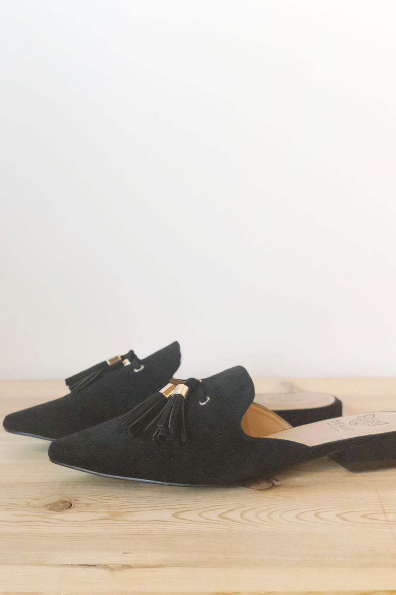 mode, great thought tassel slide