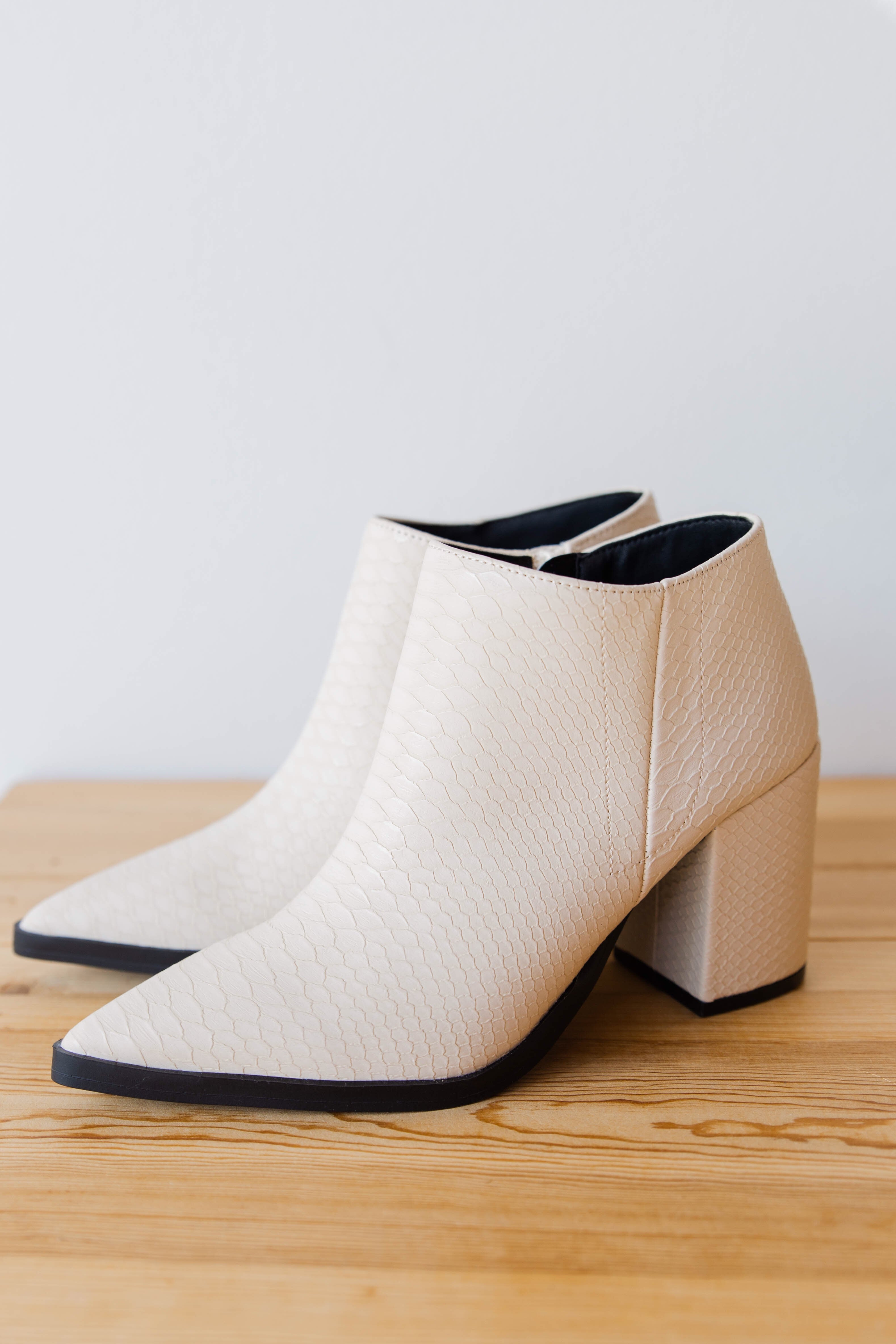 mode, compliments bootie