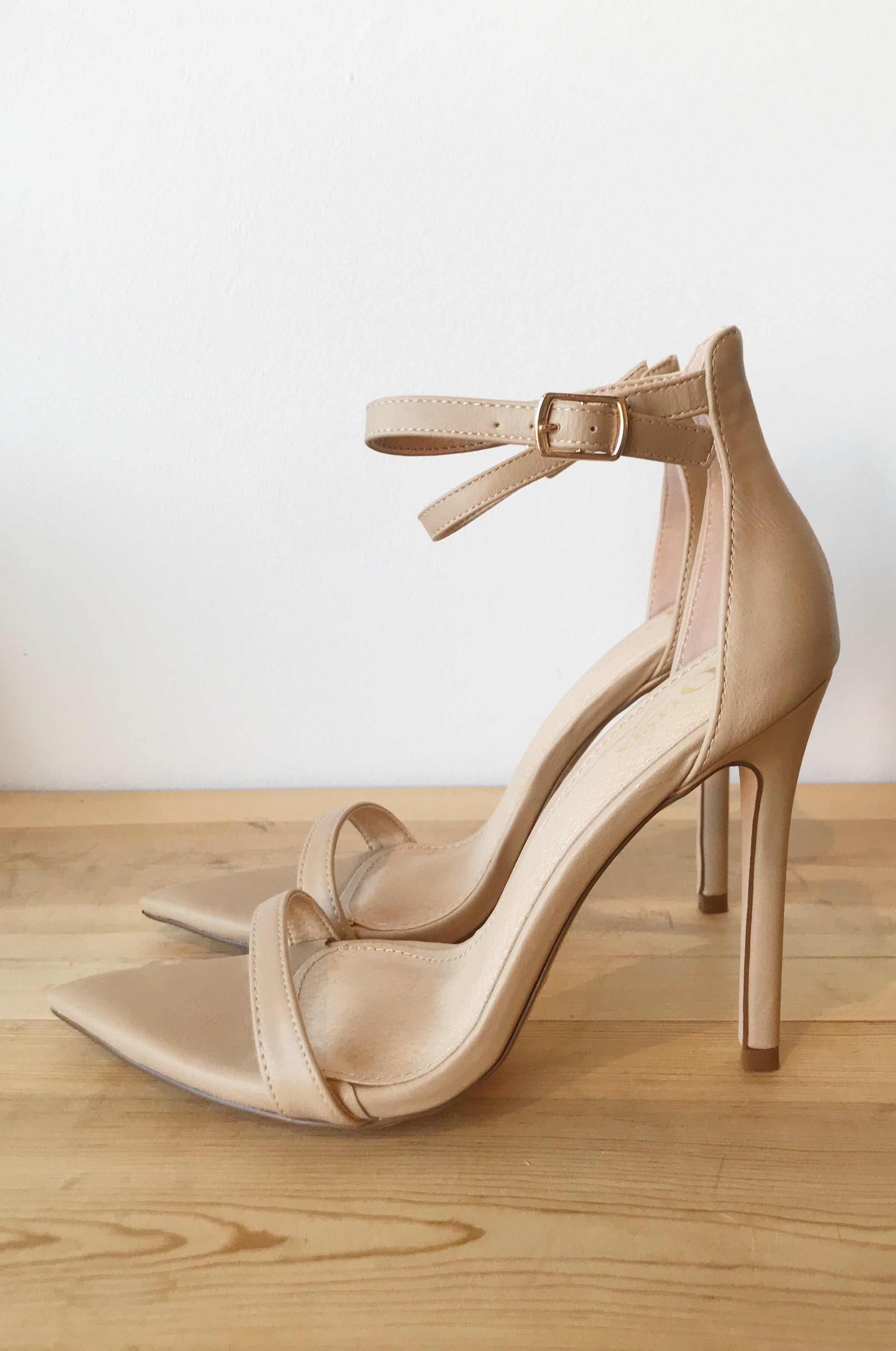 mode, to the point heel