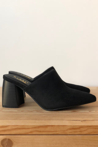 to the point heel