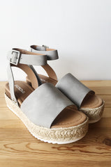 New beginnings platform wedge  available in 7 colors!