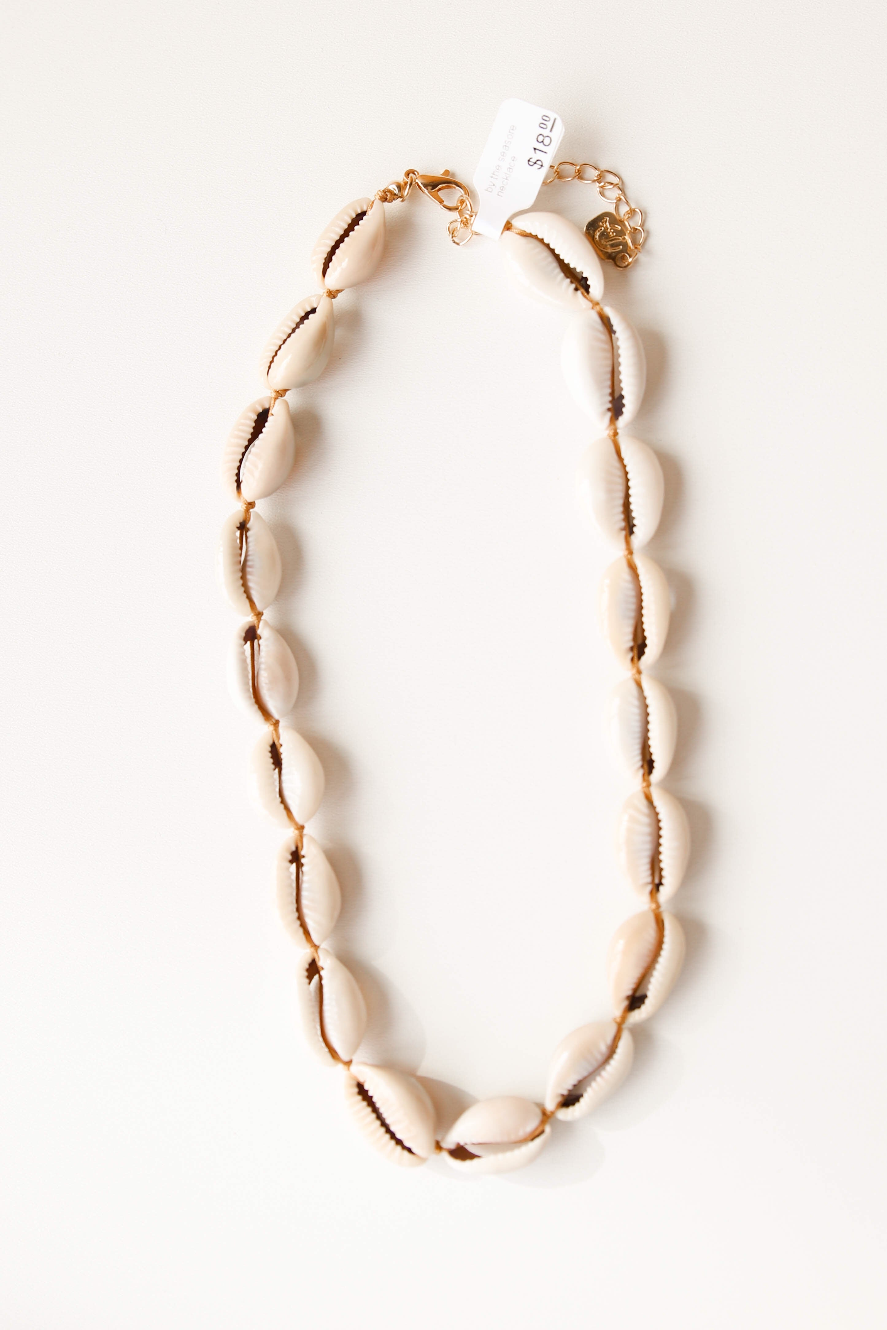[shop name], by the seasore necklace