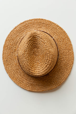 shady face round sun hat