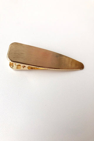 mode, Solid gold large clip
