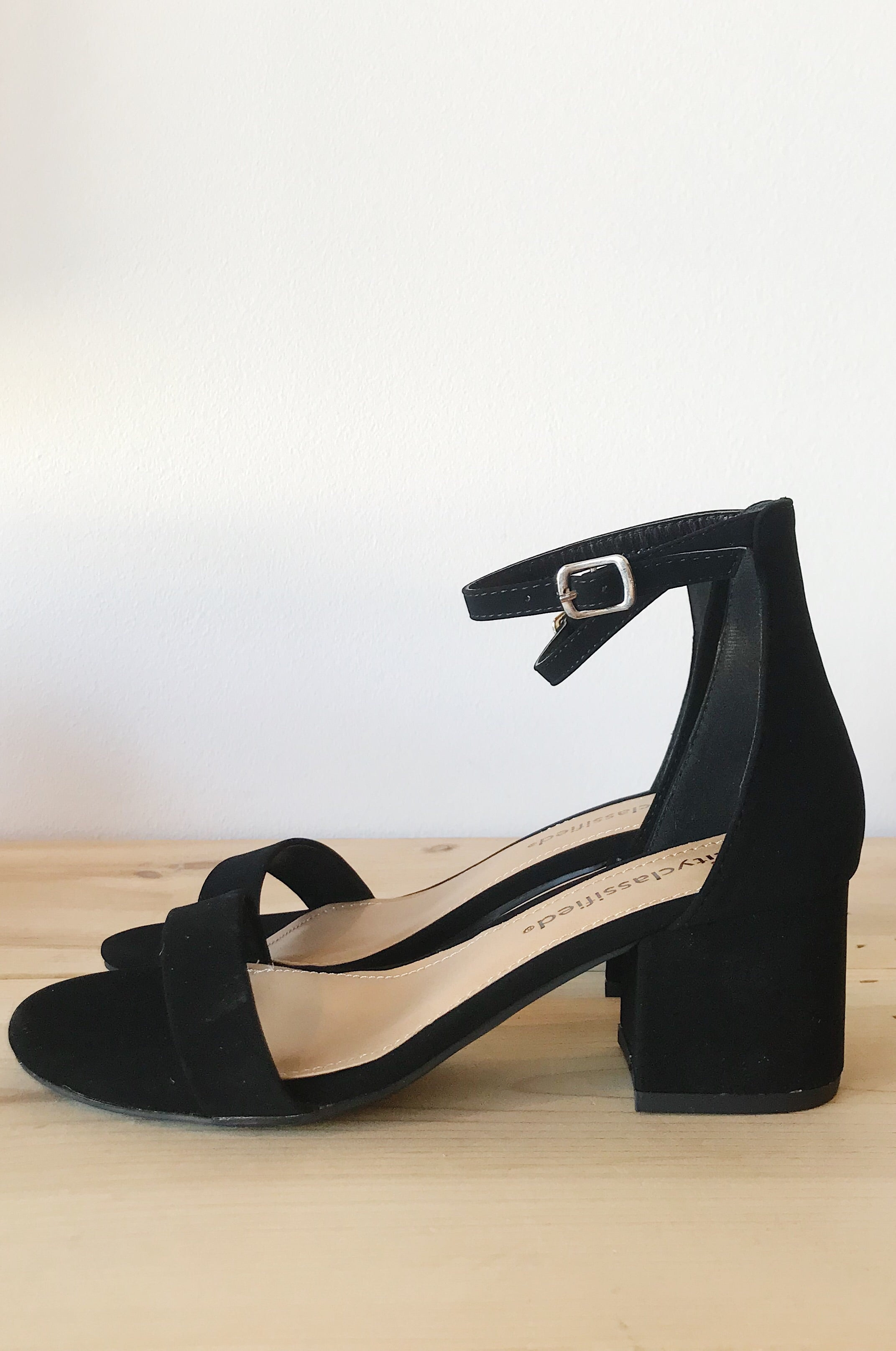 mode, fulfilled classic heel