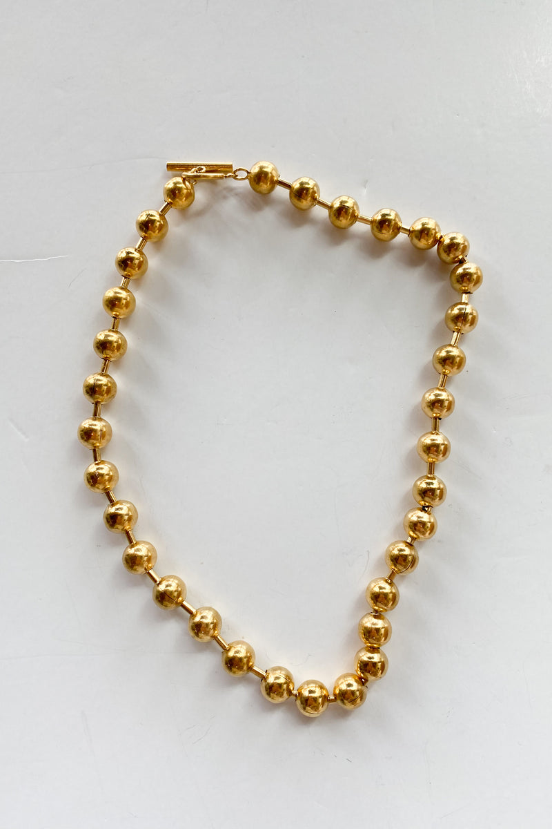 Daphne chain necklace