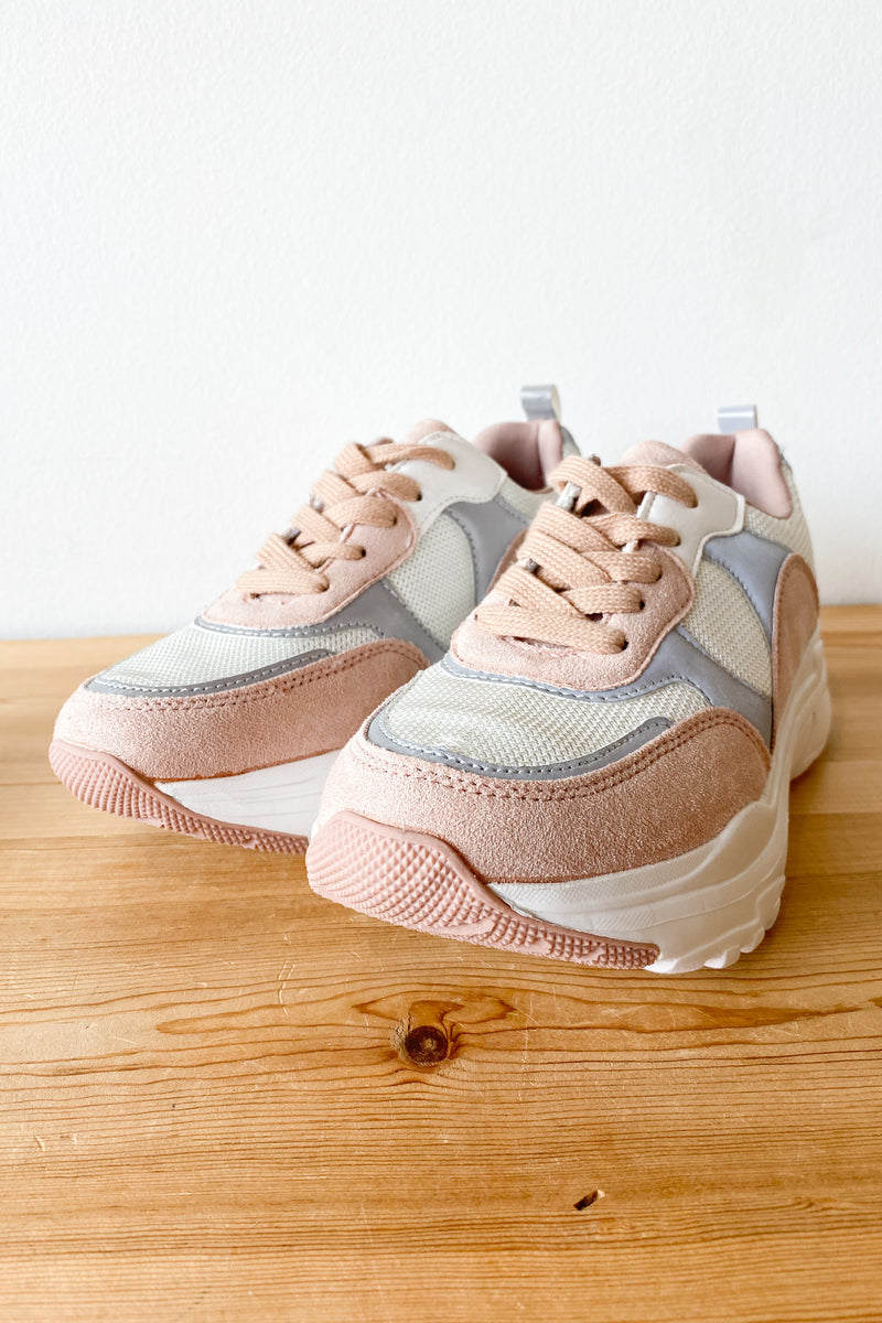 live colorful sneaker