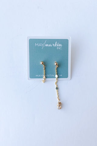 peace filled tassel key ring
