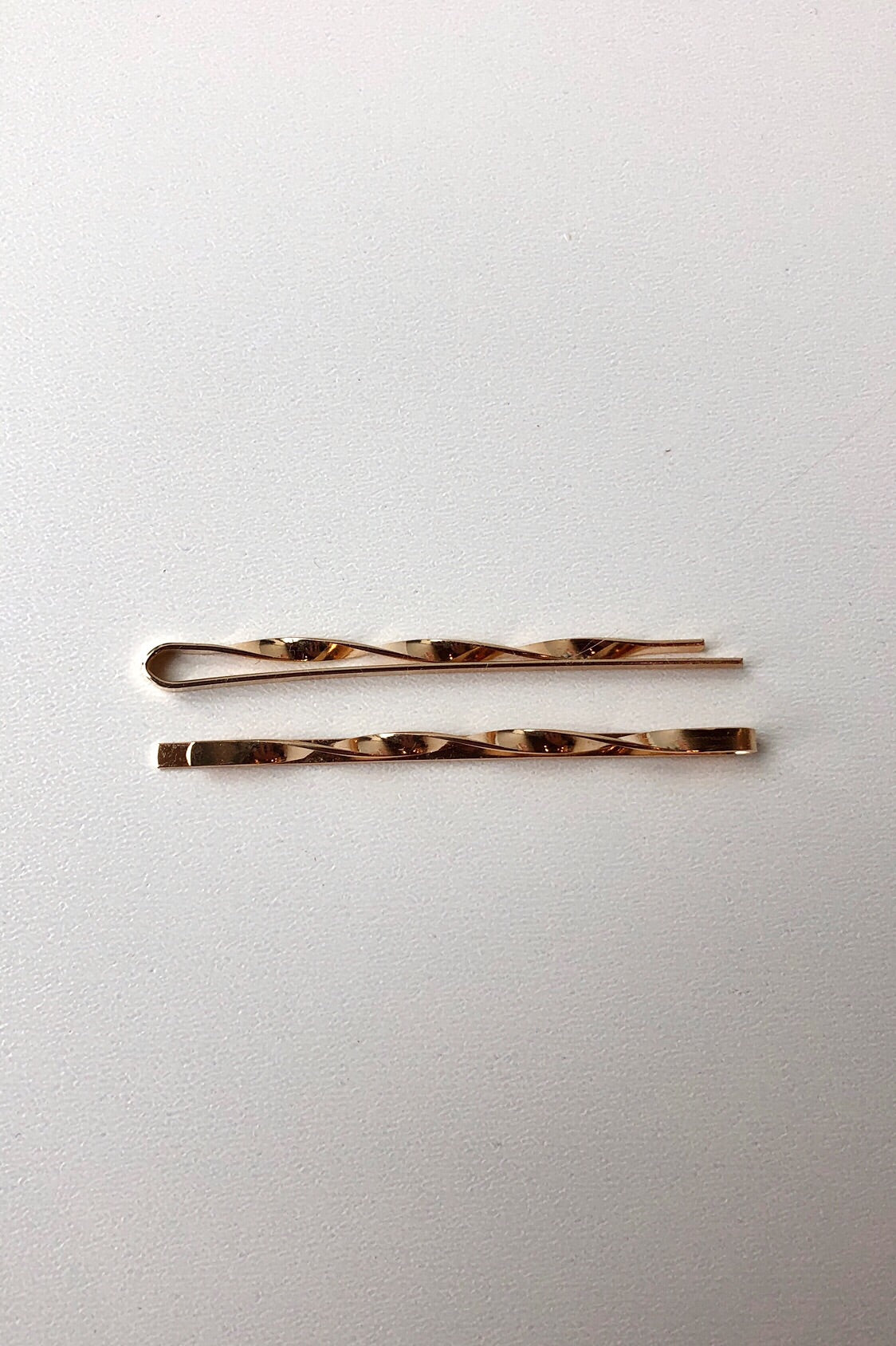 mode, Duo swivel hair pin